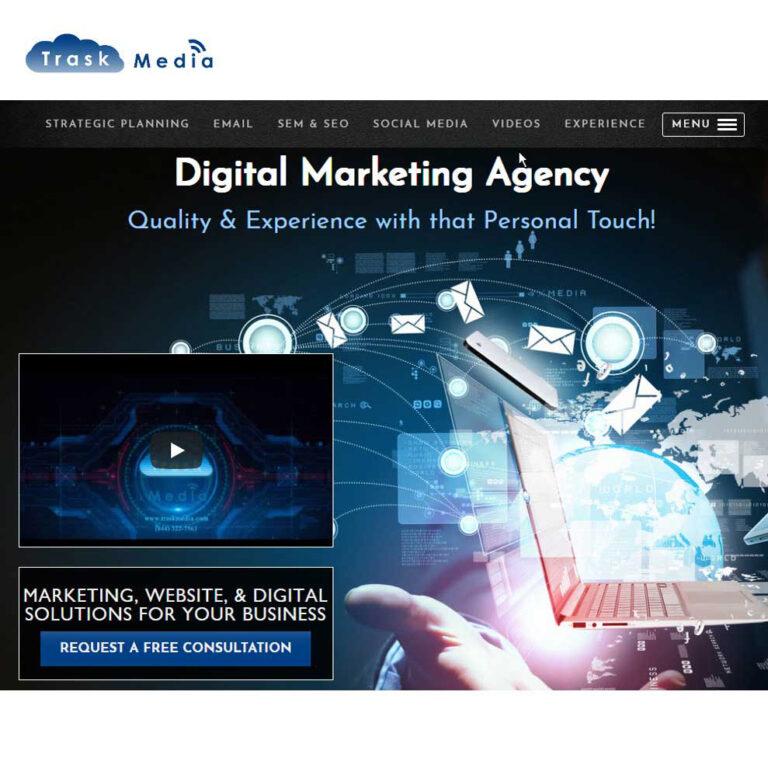 Websites by Trask Media